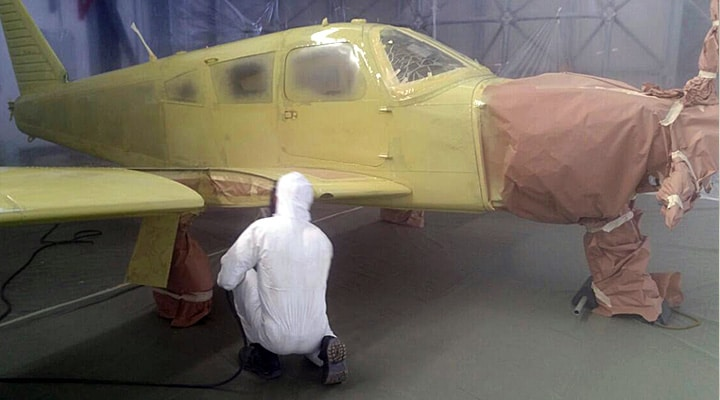 Aircraft Painting