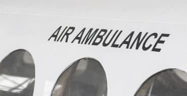 Dedicated Air Ambulance
