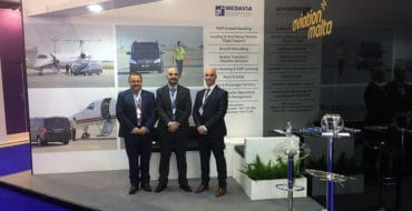 Medavia at EBACE 2017