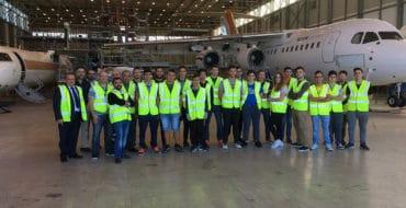 MCAST Students Visit Medavia
